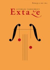 Extaze15 2015-3 literair tijdschrift