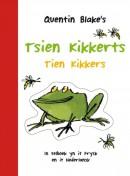 Tsien Kikkerts - Tien Kikkers In telboek yn it Frysk en it Nederlânsk