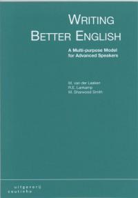 Writing better English