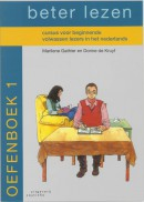 Beter lezen 1 Oefenboek