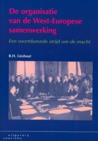 De organisatie van de West-Europese samenwerking