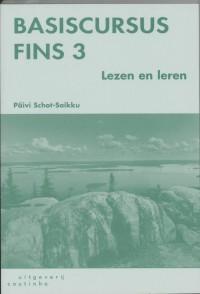 Basiscursus Fins 3 Lezen en leren