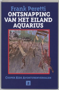 Cooper kids avonturen verhalen Ontsnapping van het eiland Aquarius