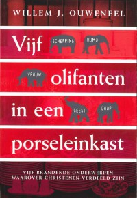 Vijf olifanten in een porseleinkast