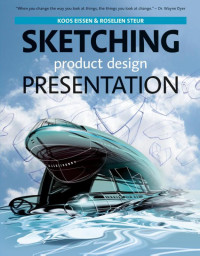 Sketching, Product design presentation
