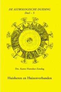 De astrologische duiding Huisheren en huisverbanden