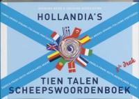 Hollandia's tien talen scheepswoordenboek