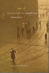 Hannah heet ik - Hannah Cohen