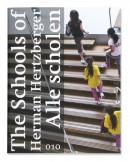 Monografieen van Nederlandse architecten The Schools of Herman Hertzberger