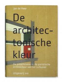 Architectonische kleur NL Editie (ook in het Engels: 9789064506710)