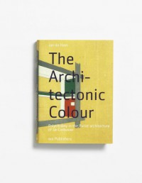 Architectonic Color ENG editie (ook in Nederlands: ISBN 9789064506703)