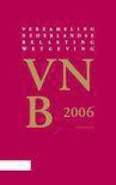 Verzameling nederlandse belastingwetgeving 2006
