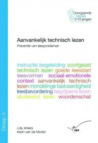 Aanvankelijk technisch lezen Groep 3