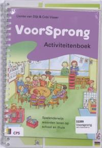 VoorSprong, spelenderwijs woorden leren op school en thuis