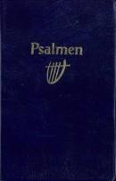 Psalmen oude berijming met 12 gezangen Ritmisch. Stevig kunstleer blauw