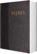 Bijbel HSV 12x18 hc zwart