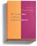 Denken over cultuur De taak der cultuurgeschiedenis