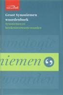 Van Dale Leeswoordenboeken Van Dale Groot Synoniemenwoordenboek