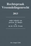 Ars Aequi Jurisprudentie Rechtspraak vreemdelingenrecht 2013