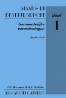 Cahier Staats- en bestuursrecht Gemeentelijke verordeningen