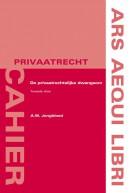 Ars Aequi Cahiers - Privaatrecht De privaatrechtelijke dwangsom