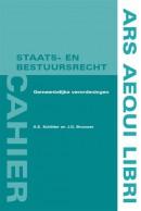 Ars Aequi cahiers Staats- en bestuursrecht Gemeentelijke verordeningen