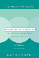 Ars Aequi Wetseditie Algemene wet bestuursrecht 2015/2016