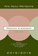 Omgevings- & Milieurecht 2015/2016