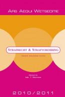 Ars Aequi Wetseditie Strafrecht & strafvordering 2010/2011