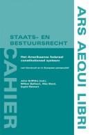 Ars Aequi cahiers Staats- en bestuursrecht Het Amerikaanse federaal constitutioneel systeem
