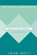 Ars Aequi Jurisprudentie Staats- en bestuursrecht Jurisprudentie 1849-2011