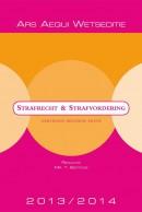 Ars Aequi Wetsedities Strafrecht & strafvordering 2013/2014