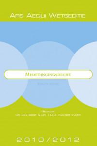 Ars Aequi Wetseditie Mededinging 2010/2012
