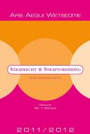 Ars Aequi Wetseditie Strafrecht & strafvordering 2011/2012