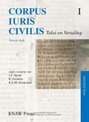 Corpus Iuris Civilis 1 Instituten