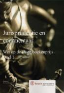 Jurisprudentie en Commentaar Wet op de vaste boekenprijs Deel 1 en Deel 2