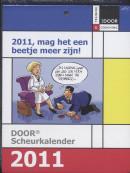 DOOR®Scheurkalender 2011