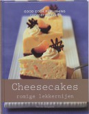 Creatief Culinair Cheesecakes, romige lekkernijen