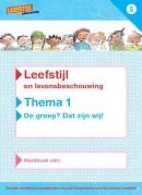 Werkboekjes Leefstijl met levensbeschouwing groep 5 (x 5)