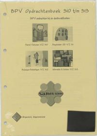 Samen scholen BPV opdrachtenboek 310 t/m 313