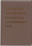 Jaarboek van het Nederlands Genootschap van Bibliofielen 2008