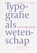 Typografie als (voertuig van de) wetenschap