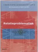 Cognitieve gedragstherapie Behandelprotocol relatieproblematiek Therapeutenboek en werkboek