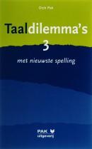 Taaldilemma's