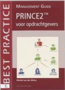 PRINCE2 voor opdrachtgevers Management guide