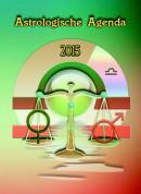 Astrologische agenda gebonden 2015 Themanummer: composite en combine. + klein deukje