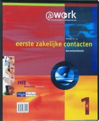 Atwork Niveau 3-4 Docentenhandleiding