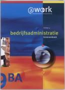 @work Bedrijfsadministratie niveau 4 Bronnenboek