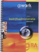 @work 4 Bedrijfsadministratie Werkboek