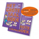 Actieset het grote taalboek handboek en oefenboek